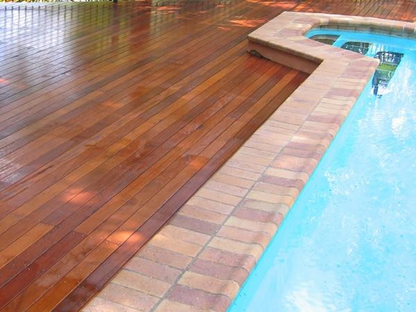 Perth Pool Decking Landscape By Design