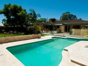 Pool Landscaping Perth