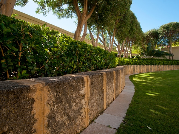 Wa Stone Scape Perth Stair And Garden Stone Wall 1