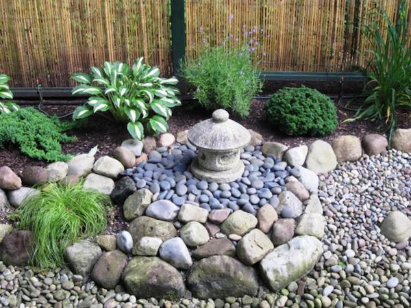 Simple Rock Garden