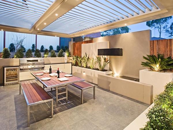 Perth Pergolas And Patios Landscape By Design